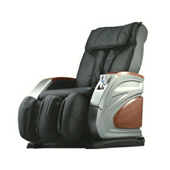 Airport Coin Operated Massage Chair with Coin Slot Philippines pictures & photos