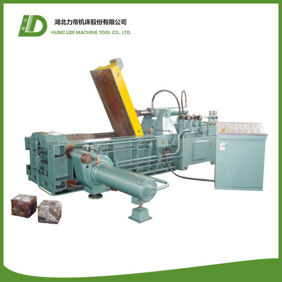 Recycling Cutting Milling Plastic Packing Briquette Machine (YD81-100B) pictures & photos