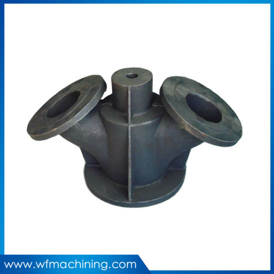 Custom-Made Carbon Steel Lost Wax Casting Hydraulic Cylinder Parts pictures & photos