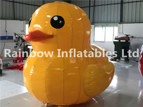 china air sealed giant inflatable duck inflatable advertising