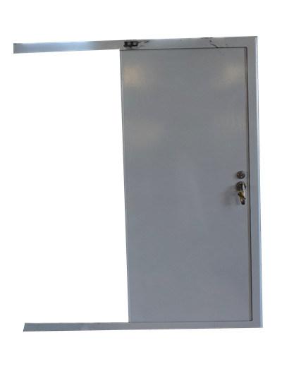 A60 Fireproof Marine Aluminum Alloy Wheelhouse Watertight Sliding Doors Boat Steel Wheel House Sliding Door