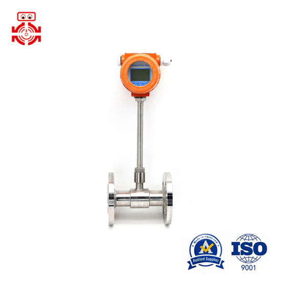 Thermal Mass Flow Meter for Compressed Air, Nature Gas