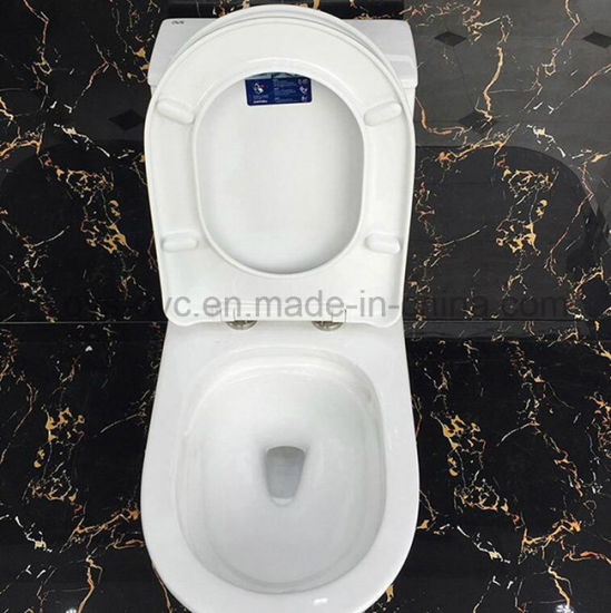 Good Quality One Piece Toilet Sanitary Ware pictures & photos