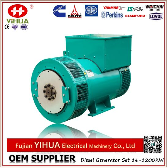 Copy Leory Somer Similar Type Brushless Electric Alternator with Full 100% Copper pictures & photos