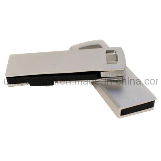 Promotion USB Flash Disk/Customized USB Pen Drive/ Twist USB Flash Disk