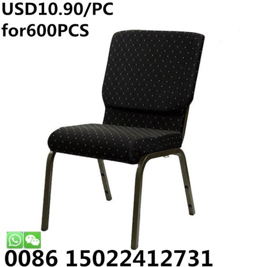 Wholesale Price High Quality Popular Upholstery Fabric Church Chairs