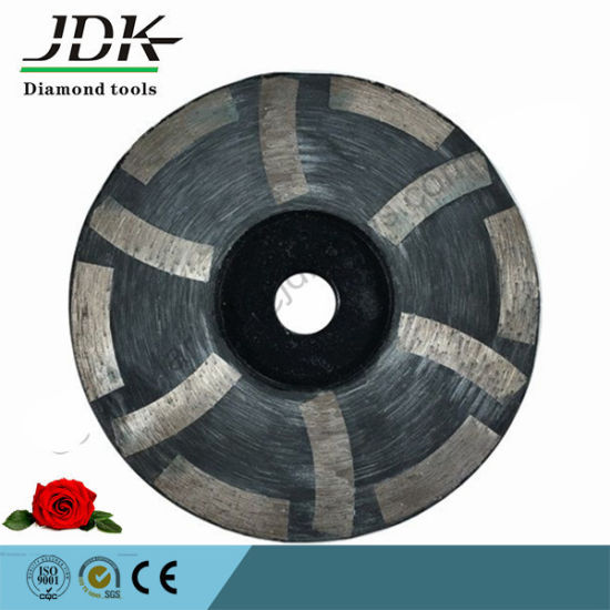 Resin Filled Cup Wheels Grinding Concrete and Natural Stone pictures & photos