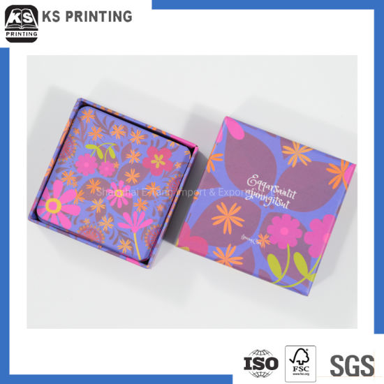 High-End Colorful Customized Carton Box Packaging Box