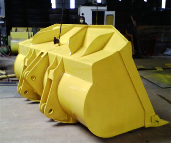 Komatsu Wa380 Front End Loader Bucket pictures & photos