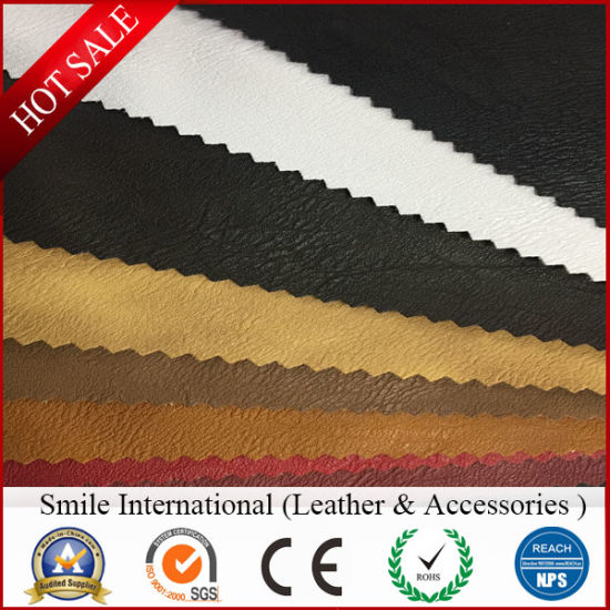 Semi-PU Also Called Good Quality PVC Can Do for Shoes and Handbags pictures & photos