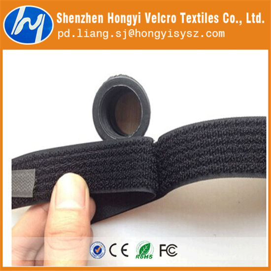Newest Product Fashion Elastic Magic Tape for Garments Accessories