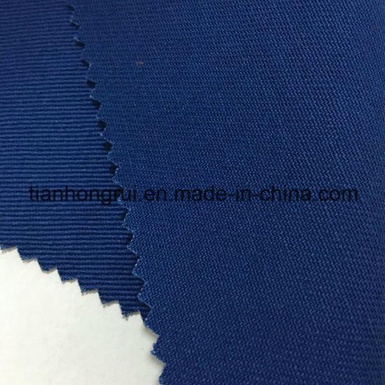 da6f257c43fc China Most Popular 100% Cotton Flame Retardant Fr Twill Fabric for ...