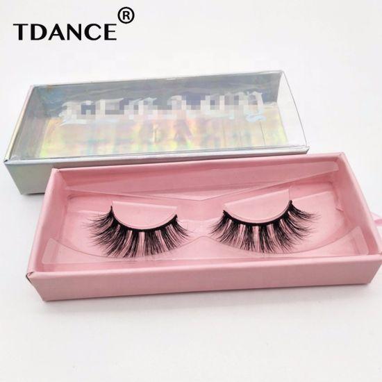 777ce5b4224 3D Mink Lash Strip Eyelashes Reusable False Lashes pictures & photos