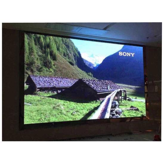 Indoor HD Screen P3 Full Color RGB LED Panel Display