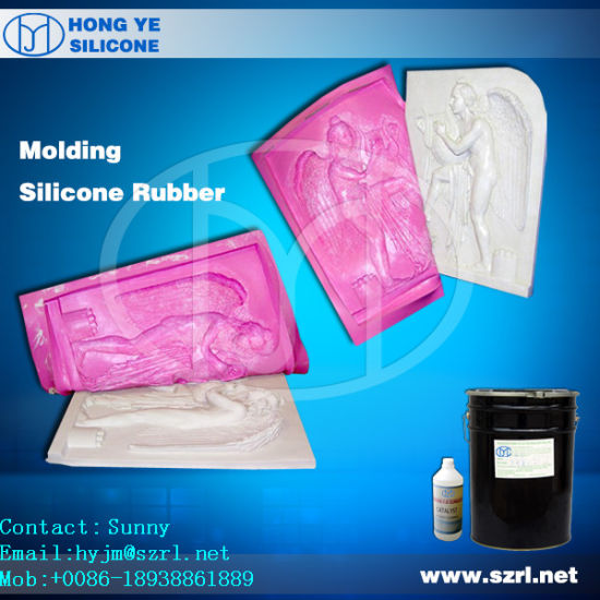 Hot Sell RTV Soft Water Clear Silicone for Statue Stamping pictures & photos