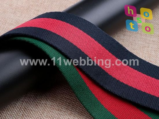 Polyester Webbing for Bags and Garments Accessories pictures & photos