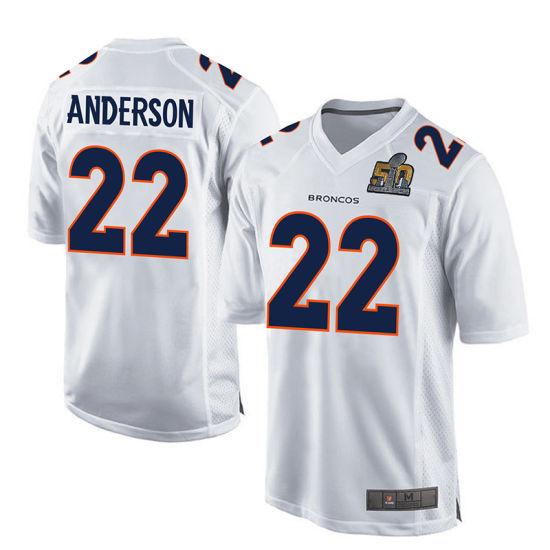 hot sale online af134 817c5 China Wholesale Denver Football Jersey Von Miller Custom Any ...