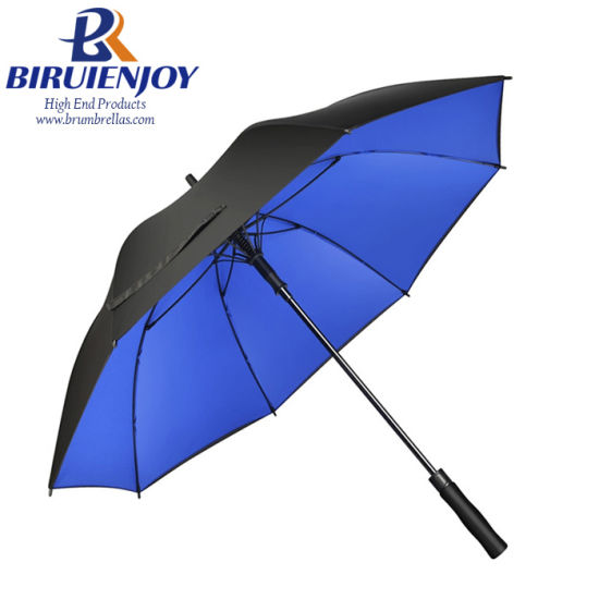 Cheapest Customized Double Canopy Oversize Automatic Open Golf Umbrella