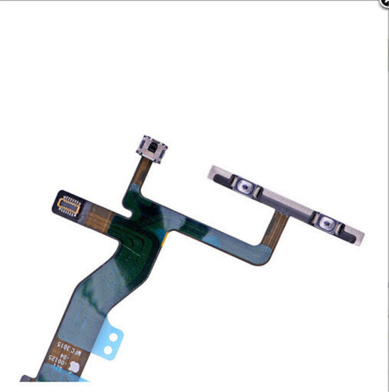 Factory High Quality Power Button/Volume Flex Cable for iPhone 6s pictures & photos