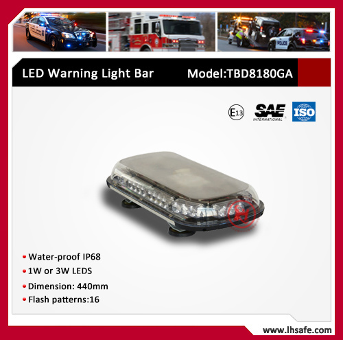LED Mini Warning Light Bar (TBD8180GA) pictures & photos