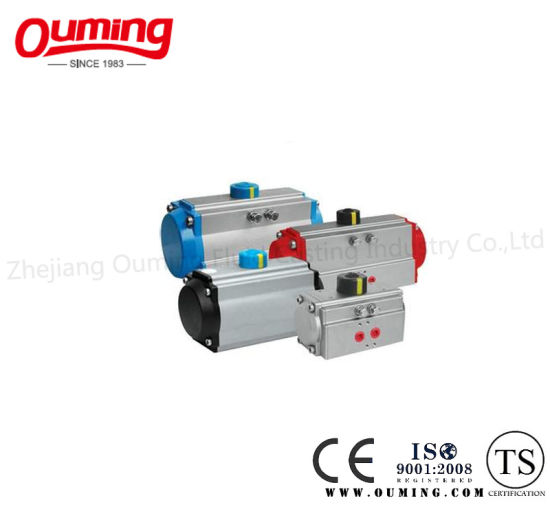 Spring Return Rotary Pneumatic Actuator (Rack and Pinion type) pictures & photos