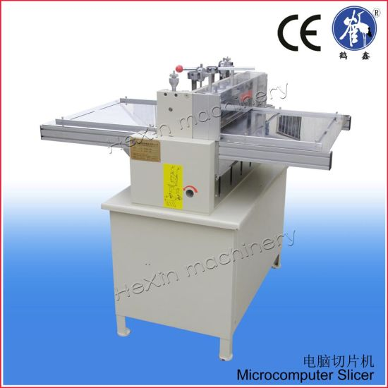 Foam Fabric Rubber Silicon Sheet Cutting Machine (Kiss Cut) pictures & photos