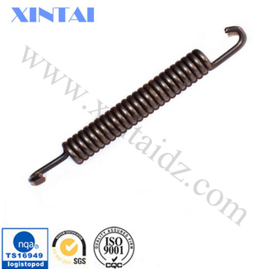 Custom Spiral Adjustable Steel Tension Spring