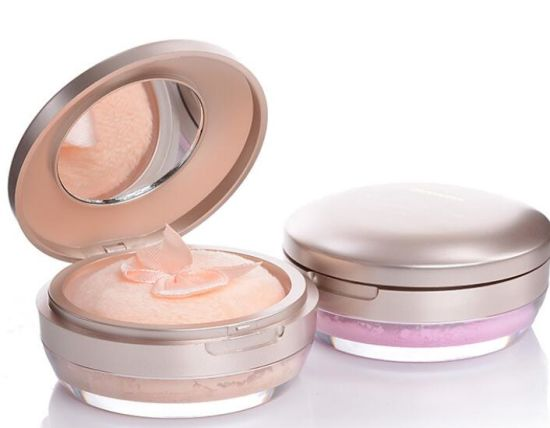 Compact Face Wet Pressed Waterproof Make up Powder pictures & photos