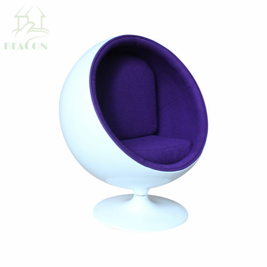 China Replica Modern Designer Ball Chair by Eero Aarnio - China ...