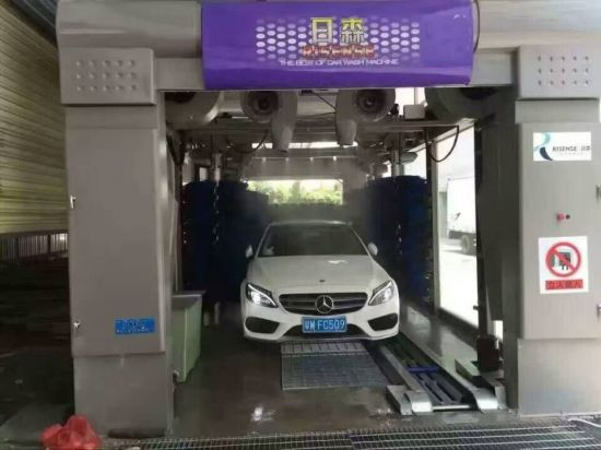 China Oman Automatic Carwash System for Muscat Carwash