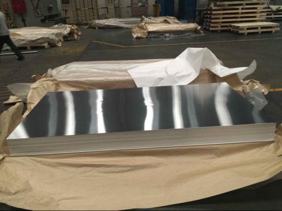 1050 1060 PVC Coated Aluminum Sheet /Plate pictures & photos