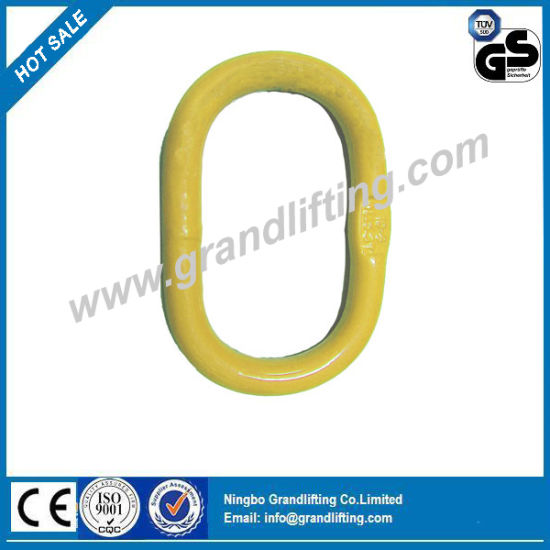 China Forged Alloy Steel Master Links, A343 Flat Welded