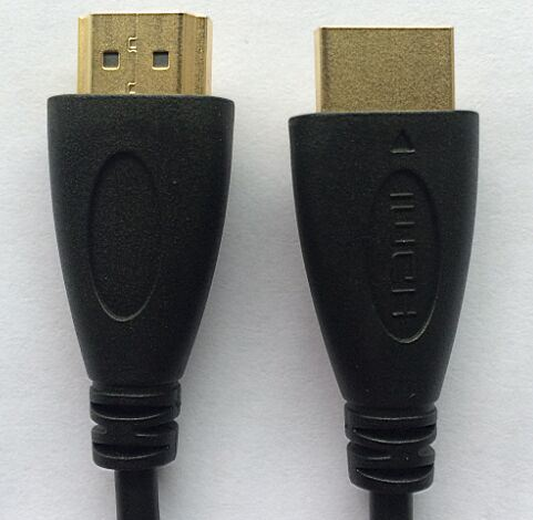 Thin HDMI 2.0 Cable 4.2mm, 32AWG Hts-HD-0051 pictures & photos