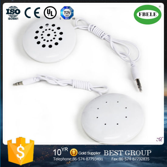 Fbsbox-Spk6 Best China Supplier Mini Pillow Speaker pictures & photos