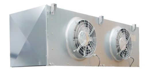 China Ceiling-Mounted Air Cooler, Evaporator Coils - China Air ...