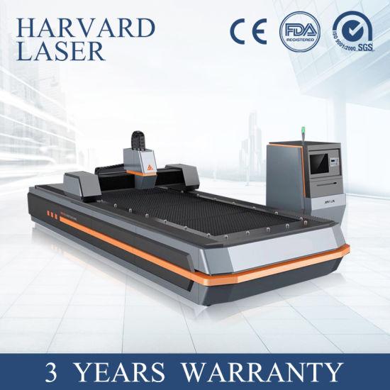 500W/1kw CNC Automatic Fiber Laser Cutter /Laser Cutting Machine for Metal/Steel Sheet/Carbon/Brass/Aluminum