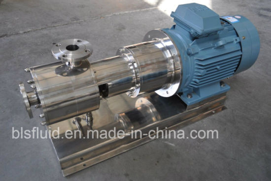 Bls Homogenizer Ice Cream/Inline Static Mixer Homogenizator pictures & photos