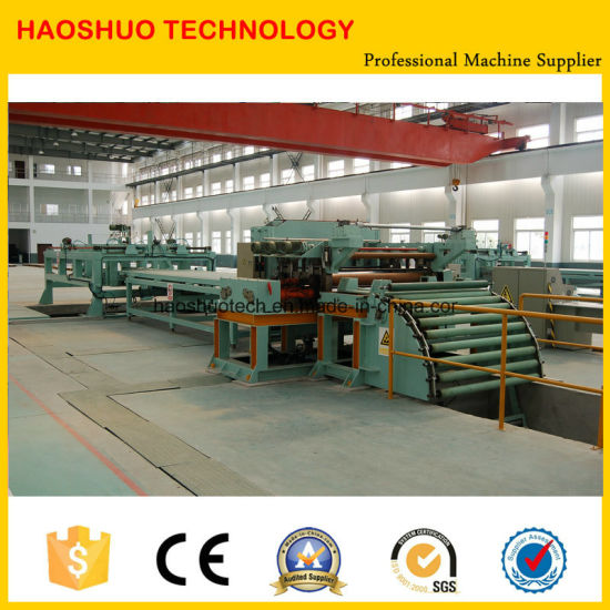 Steel Coil Cut to Length Machine Line pictures & photos