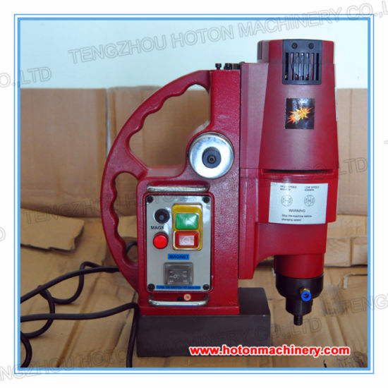 Magnetic Core Drilling Machine for the Versatile Use (MD20 MD23) pictures & photos
