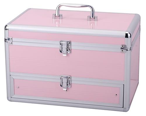Ningbo Factory Custom Make up Store Display Case