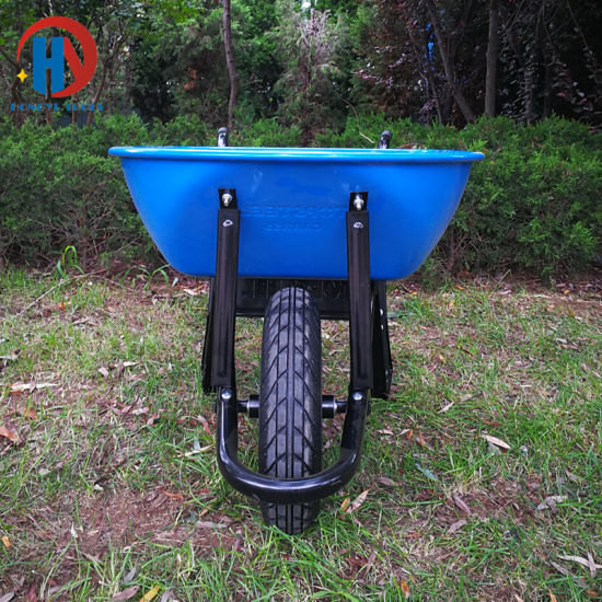 Truper 80L 5.5FT Heavy Duty Wheelbarrow with 4.00-8 Wheel pictures & photos