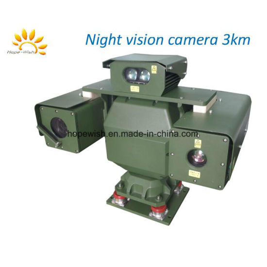 Scanner Vehicle Mount Car Rugged Army Optical System Camera 10km