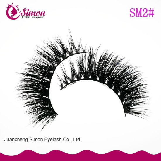 Premium Quality Mink Fur False Eyelashes pictures & photos