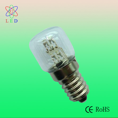 China LED T16 E14 0 5W Lamp LED T16 Indicator Light Bulbs