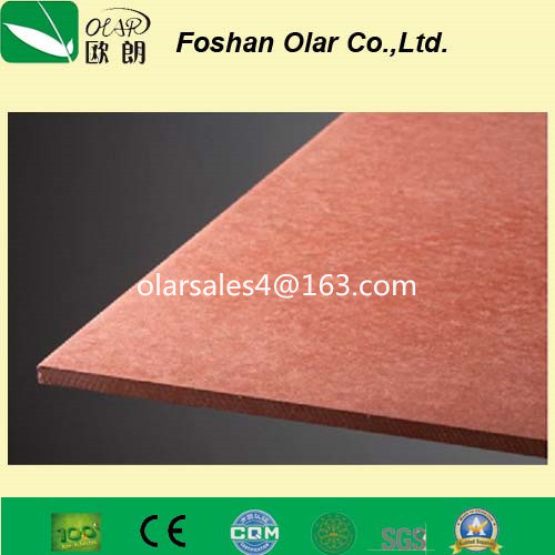 High Density Waterproof External Fiber Cement Facade or Cladding Panel pictures & photos