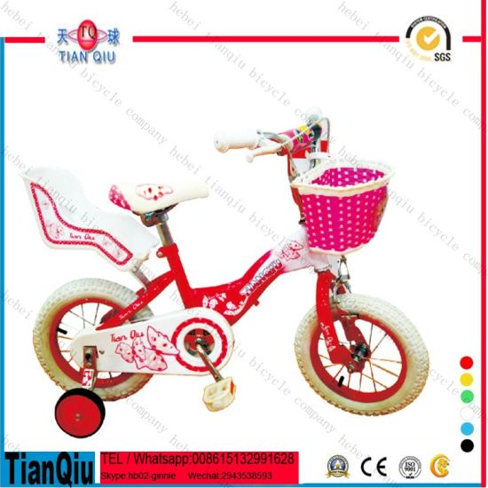 "12"" 16"" 20"" Kids Steel Frame Bicycle with Caliper Brake or V-Brake pictures & photos"