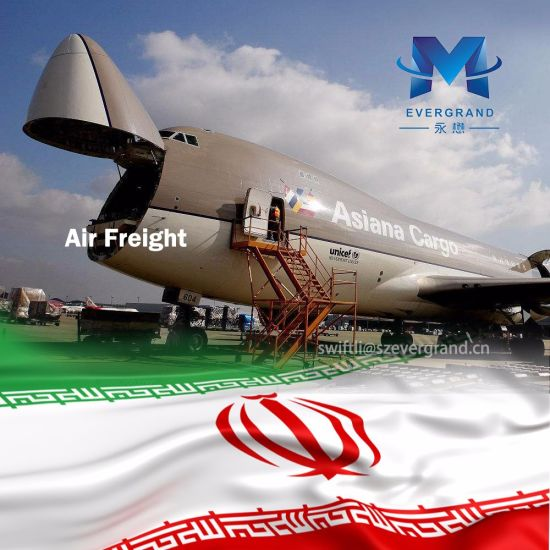 Competitive Air Shipping Service From China to Iran/Tehran/Ika Airport pictures & photos