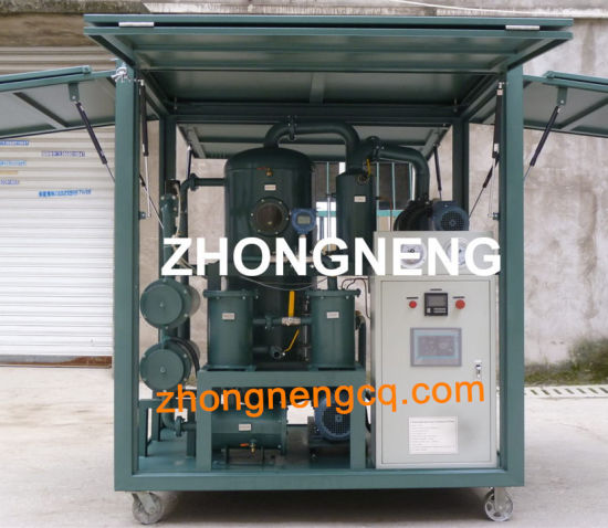 Flow 300L/Min on-Site Transformer Oil Purifier Machine pictures & photos