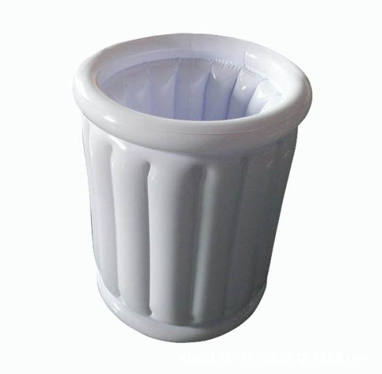 OEM New Design PVC Inflatable Ice Bucket