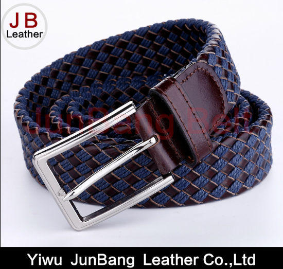 Hot Quality Men's Casual Braided Waist Belts